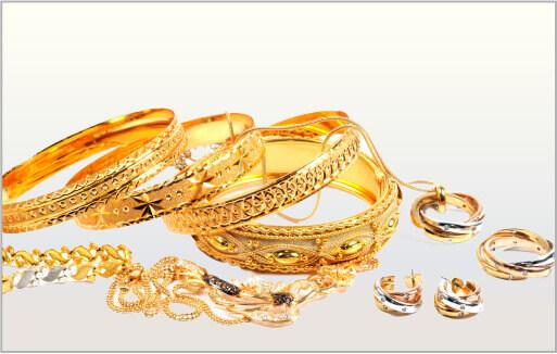 買取品の金・プラチナの画像